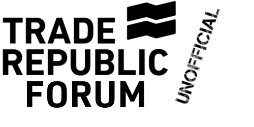 Trade Republic Community – Das inoffizielle TR Forum